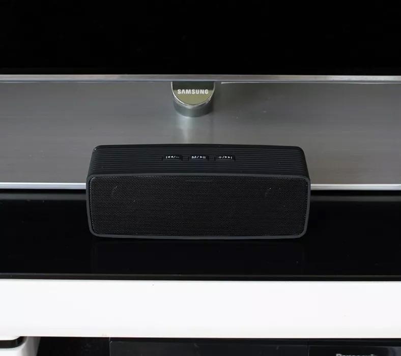 Колонка Bluetooth JC-170 Black