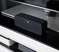 Колонка Bluetooth JC-170 Black, фото 2