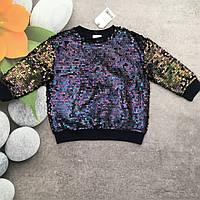 Детский свитшот, свитер для девочки 3 года, рост 98 см. фирмы Next