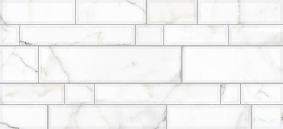 Плитка PLAZA Стена серая светлая/2350 95 071, фото 2