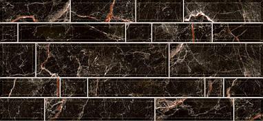 Плитка PLAZA Стена черная/2350 95 082