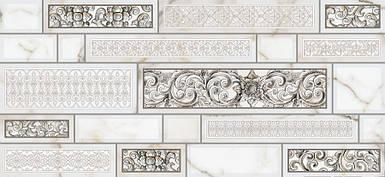 PLAZA Декор серый/ Д 95 071