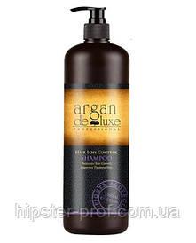 Шампунь против выпадения волос Argan De Luxe Professional Hair Loss Control Shampoo 1000 ml