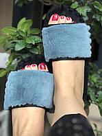 Тапочки махровые ботфорты, домашняя обувь для дома, прикольные ... 754bb84e851