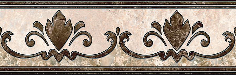EMPERADOR Фриз коричневый напольный /БН 66 031