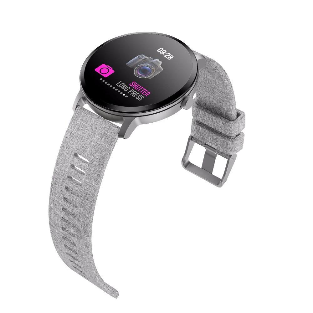 Смарт Часы Colmi V11 с IPS экраном, замером давления фитнес трекер