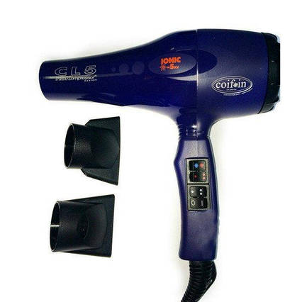 Фен для волосся Coifin CL5R-ion Blue