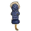 """Комбинезон зимний, костюм """"Звездопад"""" для собаки. Одежда для собак, фото 2"""