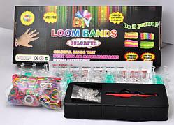 Набор резинок для плетения браслетов RAINBOW LOOM (C507)