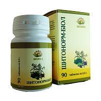 Щитонорм-биол 90табл. комплексный фитопрепарат нормализующий функцию щитовидной железы, фото 1