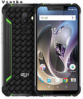 "Zoji Z33 5,85"" 4600 маг 3 GB RAM 32 GB ROM Android 8,1 Face ID IP68 Водонепроникний OTG 4G MT6739 1,5 ГГц, фото 1"