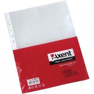 Файл-пакет A4 глянцевый, 90мкм AXENT 2009-00-Axent (20 шт)
