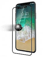 Захисне 5d скло iPhone X/XS