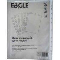 Файл А4 глянцевый 100мкм EAGLE TY227/50-0301-VL (50 шт)