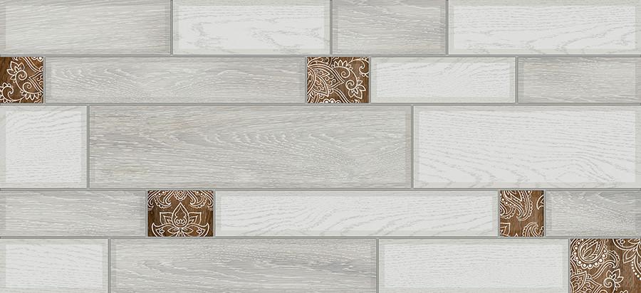 Плитка IDEAL стена коричневая светлая / 2350 60 031