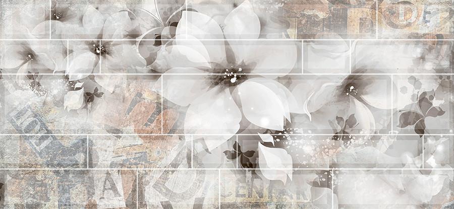 METRO Декор серый / Д 59 071-1