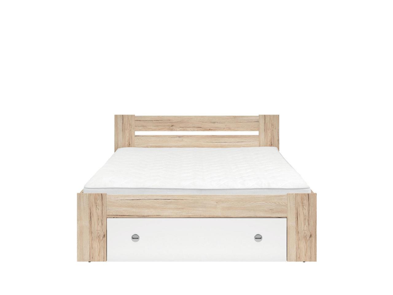 Ліжко STEFAN/160 (BRW)