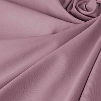 Однотонная декоративная ткань темно-лавандового цвета с тефлоном 81021