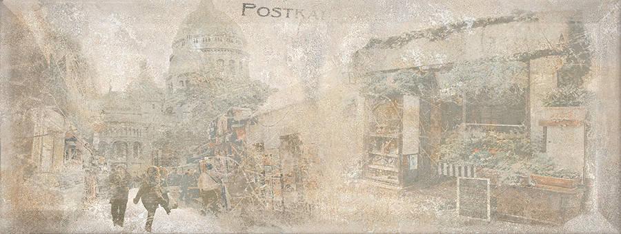 ANTICA декор серый / Д 128 072-2, фото 2