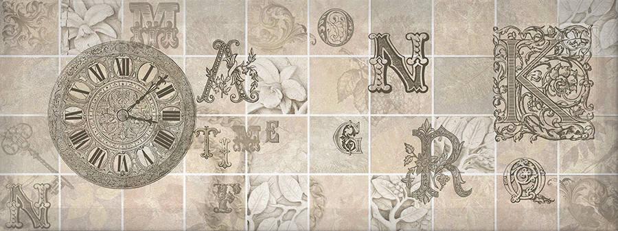 ANTICA декор серый / Д 128 072-3, фото 2