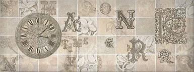 ANTICA декор сірий / Д 128 072-3