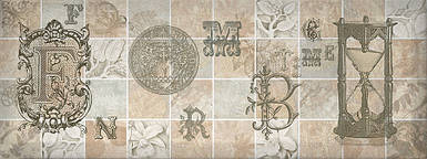 ANTICA декор серый / Д 128072-4
