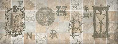 ANTICA декор сірий / Д 128 072-4