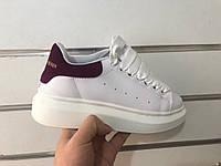 Подростковые кроссовки оптом Alexander McQueen в коробках (36-40) 9e37f8d12c8