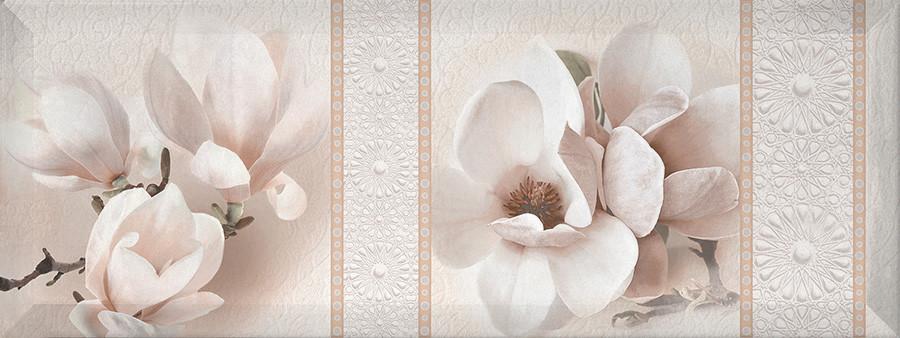 BINGO декор белый / Д 125 061-3