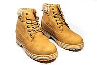 Зимние ботинки (на меху) женские Vintage (реплика) 18-164
