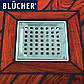 Трап для душу BLUCHER, вертикальний вихід DN50 арт. 150.300.050, фото 4