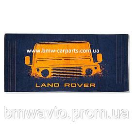 Пляжное полотенце Land Rover Towel - Defender Graphic