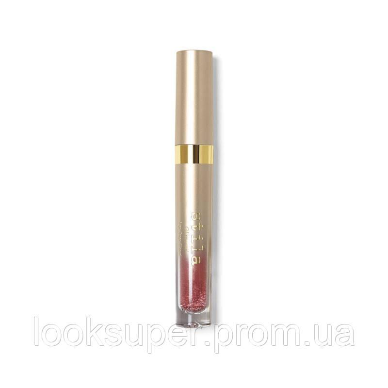 Блеск для губ STILA Glitterati Lip Top Coat. Transcend