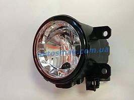Противотуманная фара + дневной свет Н8+P13W для Dacia Logan '04-08 левая/правая (DEPO)