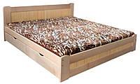 Кровать НАТАЛИ бук, фото 1