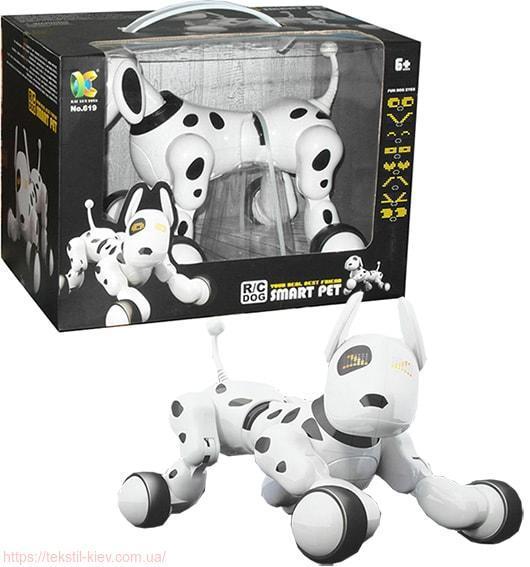 Собака робот Smart Pet 619 на радіоуправлінні