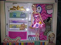Кукла типа барби 29 см с нарядамииаксессуарами8821-A-D