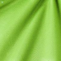 Ткань декоративная однотонная цвет изумрудный, салатовый