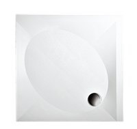 Душевой поддон из литого камня PAA ART KV 90 KDPARTKV90/00