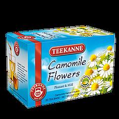 "Чай пакетированный Teekanne ""Camomile Flowers""  20шт 30г Ромашка"