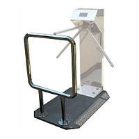 Мобильная платформа для турникетов триподов, шлифованная сталь AISI 304