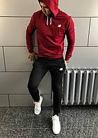 Костюм мужской спортивный New Balance Чоловічий спортивний костюм нью баланс