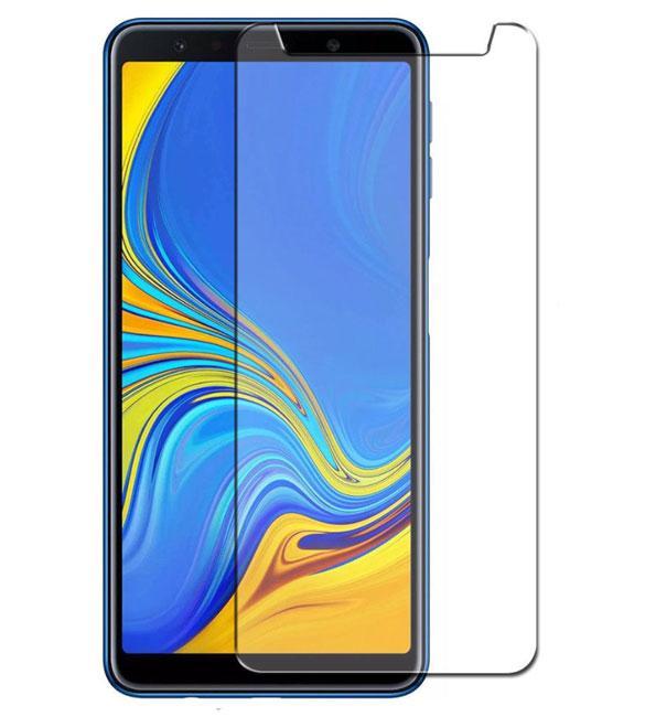 Закаленное защитное стекло для Samsung Galaxy A7 2018 ( SM-A750 )