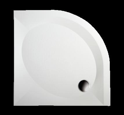 Душевой поддон из литого камня PAA ART RO 90 KDPARTRO90R550W/00
