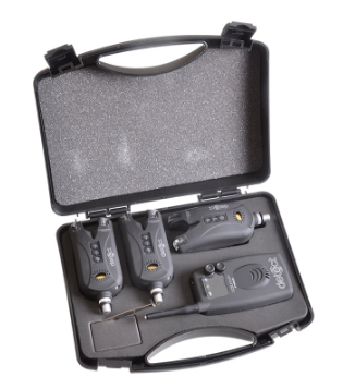 Набір електронних сигналізаторів покльовки Carp Pro Detect 9V 3+1, фото 2