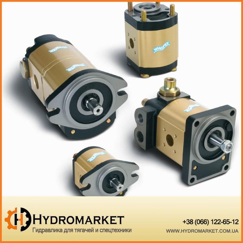Гидромоторы шестерённые WHISPER (WSM)