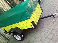 Прицеп легковой автомобильный 2100*1300 от завода!, фото 1