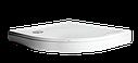 Душевой поддон из литого камня PAA ART RO 100 KDPARTRO100/00, фото 2