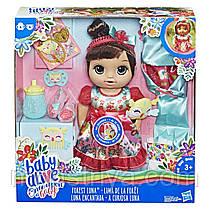 Интерактивная кукла Baby Alive  «Лесная луна»