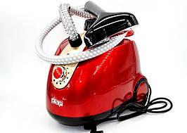 Пароочиститель отпариватель DSP KD 6015 красный электрический отпариватель 1800W